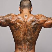 Napi tattoo – Pontozzad 1-10 ig
