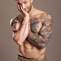 Napi tetoválás – Like ha tetszik