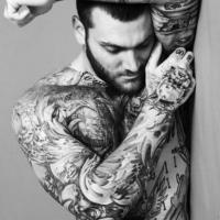 Napi tetovált – Pontozd